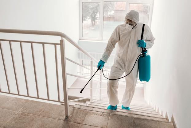 Empresas de Desinfección covid-19 para oficinas en Alcobendas
