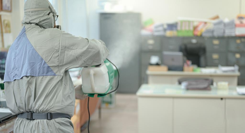Empresa económica de Desinfección para oficinas en Tres Cantos
